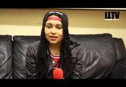 Backstage Interview: LLTV talk to Gabz