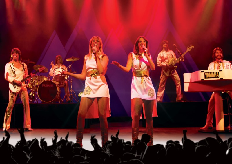 The Abba Reunion Tribute Show