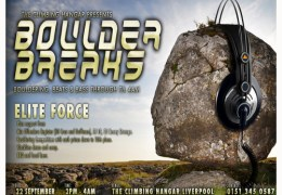COMING UP: Boulder Breaks at The Climbing Hangar, 22 Sep 2012
