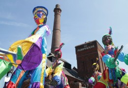 NEWS: Brouhaha Intl Festival 2013 to bring together four continents to Liverpool