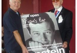 NEWS: Joe Flannery, friend of Brian Epstein, launches new Epstein Theatre