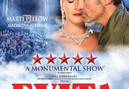 COMING UP: Evita, Liverpool Empire, 24-29 June 2013