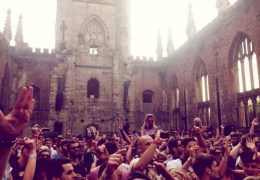 WHATS ON: 48 Hours in Liverpool | Bombed Out Church & New Bird Warehouse | 29 & 30 August 2015