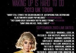 COMING UP: Giant Drag, The Kazimier, 14 Sep 2013