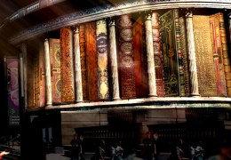 COMING UP: Projections at the Central Library, 16-17 May 2013