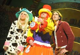 REVIEW: Jack and the Beanstalk – Rock n Roll Panto, Playhouse 05/12/12