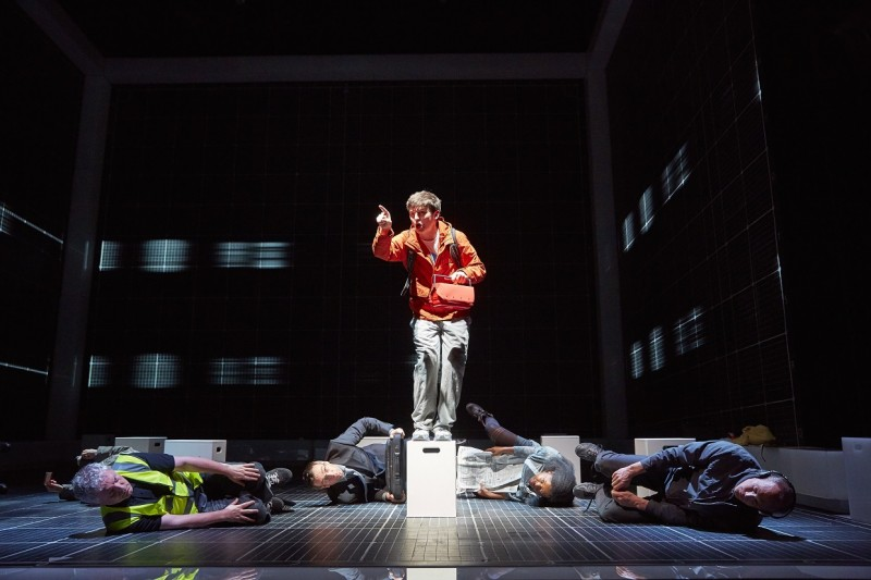 Joshua Jenkins as Christopher Boone