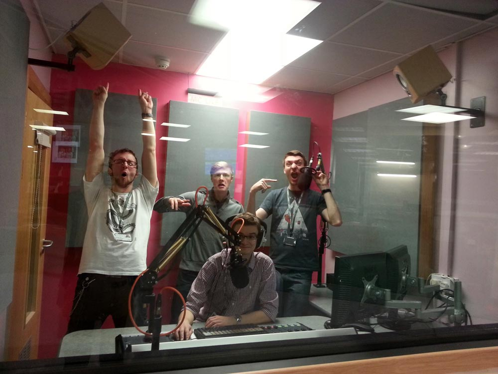 NEWS: Youth radio station KCC Live wins five year broadcast license from OFCOM