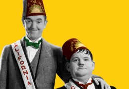 NEWS: Royal Court to produce Laurel & Hardy's Sons Of The Desert