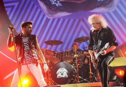 NEWS: Queen & Adam Lambert to rock Liverpool Echo Arena