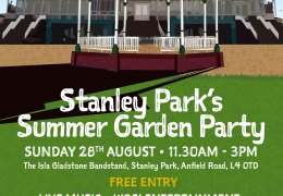 NEWS: Summer Garden Party to take over Stanley Park with FREE fun for all the family