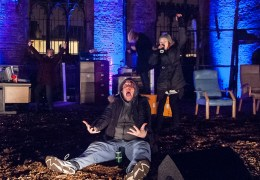 REVIEW: Tony Teardrop, Bombed Out Church
