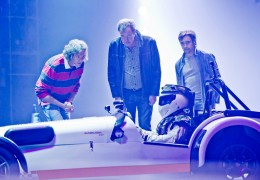 NEWS: Top Gear Live comes to the Echo Arena