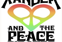 COMING UP: Xander & Peace Pirates at Studio 2 (Parr Street), 29 Sep 2012