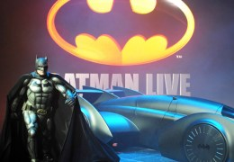 WIN a family ticket for Batman LIVE at the Echo Arena