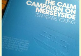 CALM publish book looking back at 10 years of campaigning