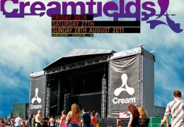 Creamfields Announce yet more Acts & Arenas for 2011