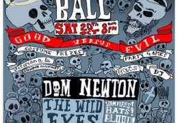 COMING UP: Dom Newton at the Epstein Theatre Bar, 20 Oct 2012