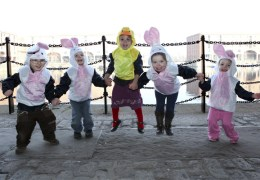 An Eggciting Eggstravaganza at the Albert Dock this Easter