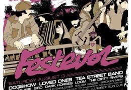 FestEVOL, The Kazimier Club & Garden, 3rd/10th August 2013