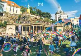 SHOUT: Festival No.6 | Portmeirion | 3-6 Sept 2015
