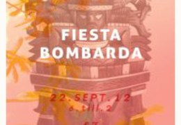 COMING UP: Fiesta Bombarda at the Kazimier, 22 Sep 2012
