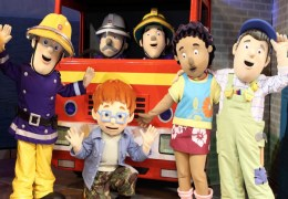 INTERVIEW: Fireman Sam