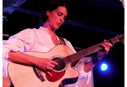 REVIEW: Heather Peace at Erics 01/06/12