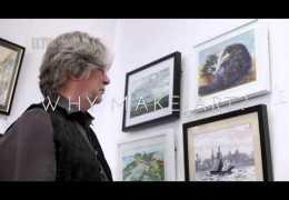 INTERVIEW: Film-maker Ryan Garry talks documentary 'The Creative Process'