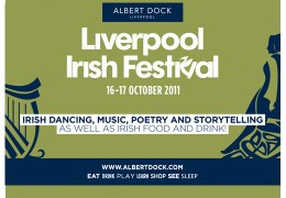 Liverpool Irish Festival opens with series of events at The Albert Dock