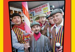 INTERVIEW with Bernard Thresher of The Lancashire Hotpots