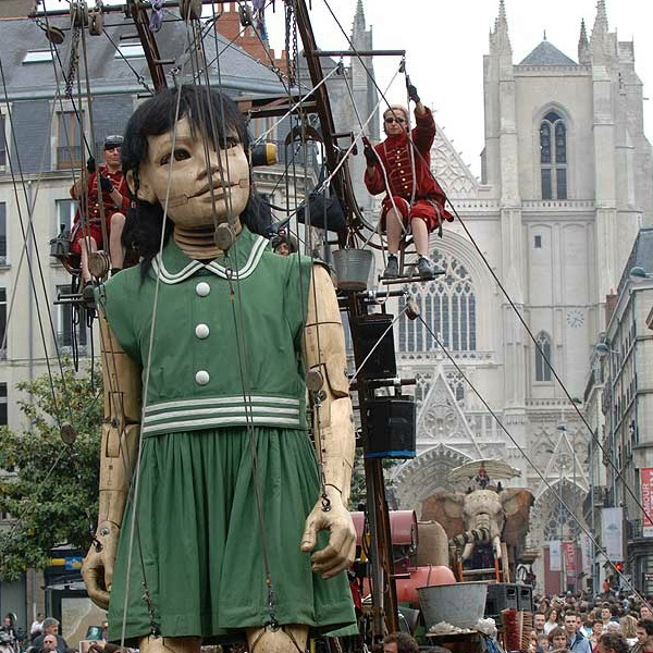 City to welcome Little Girl Giant in 2012 Titanic Commemorations