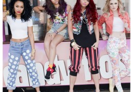 NEWS: X-Factor winners Little Mix announce Echo Arena date
