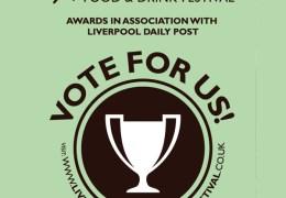 Voting Starts for Liverpool Food & Drink Festival Awards 2011