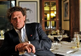 NEWS: Marco Pierre White To Visit His Liverpool Steakhouse Restaurant