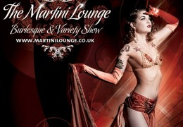 WIN a pair of tickets to the Martini Lounge Burlesque show at Zeligs