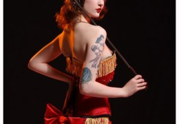 COMING UP: Martini Lounge Burlesque & Variety Show at Epstein Theatre, 26 Oct 2012