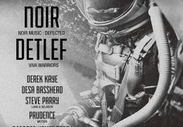 SHOUT: Noir and Detlef | Constellations / 24 Kitchen Street | 11.07.15 (day/night)
