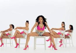 NEWS: Nicki Minaj Announces 2015 Echo Arena Date for Pinkprint Tour