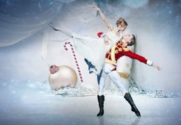 REVIEW: English National Ballet – The Nutcracker, Liverpool Empire – 20/11/13