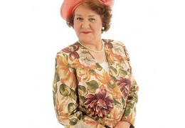 Star of stage and screen Patricia Routledge is Facing the Music at LJMU