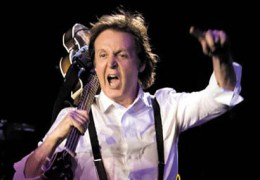 REVIEW: Paul McCartney @ O2 Academy Liverpool 20/12/10
