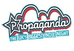 COMING UP: Propaganda indie night with Huw Stephens at Bumper, 21 Sep 2012
