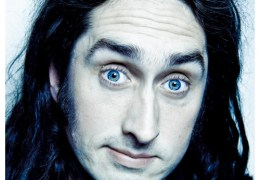 NEWS: Ross Noble announces date at Liverpool Empire, 6 Oct 2012