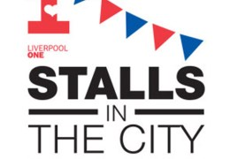 COMING UP: Stalls in the City Arts and Crafts fair at Liverpool One, 5-6 May 2012