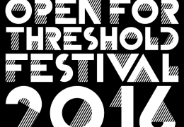 NEWS: Submissions now open for Threshold Festival 2016