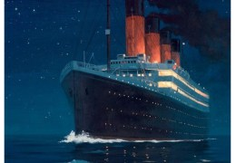 NEWS: The Monro Group commemorates Titanic's 100 year anniversary with authentic last meal