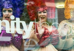 WHATS ON: Physical Fest | Unity Theatre | 22 – 30 May 2015
