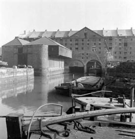 Dukes Dock Warehouses