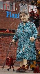 A spritely Grandma
